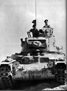 Matilda II - A12