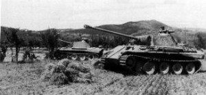Panzer V Ausf.A  in Italien Division Hermann Goering