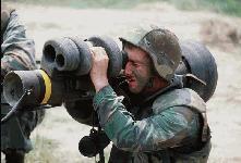 Panzerabwehr mit Dragon-S1