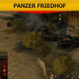 World of Tanks - Panzerfriedhof