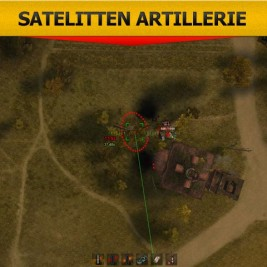 World of Tanks - Artillerie