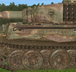Tiger Testreihe